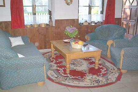 Ubytování jižní Čechy - Chalupa v Žumberku - pokoj